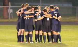 Boys soccer on a roll