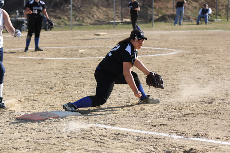 Softball season starting up