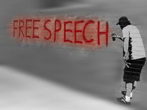 Public Speech vs. Private Speech