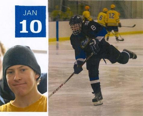 The Cam Ricard Memorial Pond Hockey Tournament