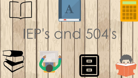 What are 504s and IEP's?