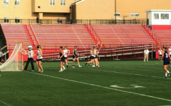 Girls varsity lacrosse shoots past Manchester