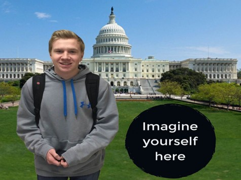 HB student represents in the U.S. Senate