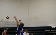 Boys volleyball suffers tough home opener loss