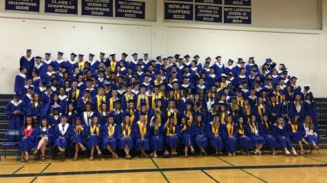 A perfect day, a perfect ceremony: Graduation 2016