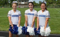 Cavalier Cheer Captains