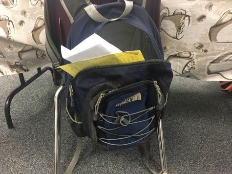 Freshman backpacks: still a reality?