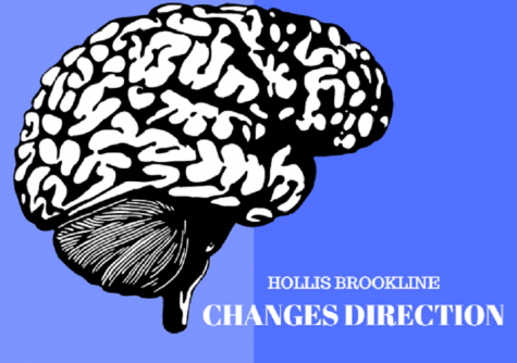 HB changes direction