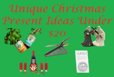 Unique gifts under $20