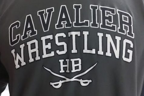 Rebuilding the wrestling team