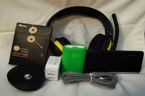 Got gadgets? Half a dozen gadgets for school and dorm life