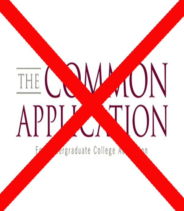 Common App Catastrophe