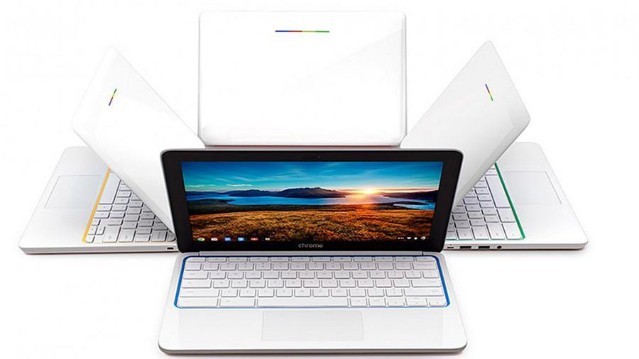 The popularity of Chromebooks has risen recently. and is a popular option for students