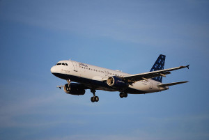 Jet Blue is a popular airline for people who wish to holiday travel.