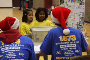Jr. FIRST Lego League has a blast with disaster challenge