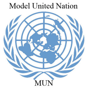 A model effort at the MUN Conference