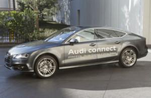Audi Self-Driving Car
