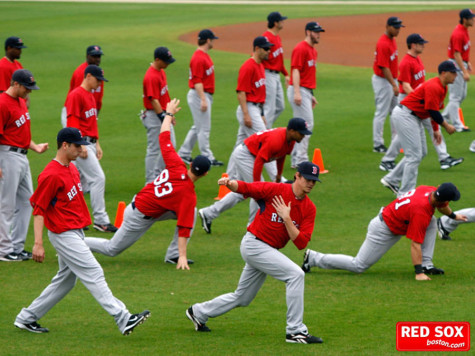 Red Sox return