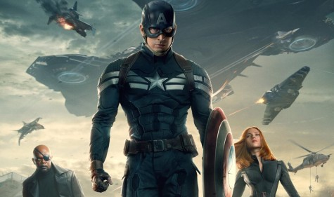 Star-spangled savior: Captain America returns to theaters