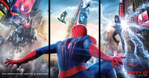 The Amazing Spider-Man 2, featuring Andrew Garfield, hit theaters on May 2, 2014