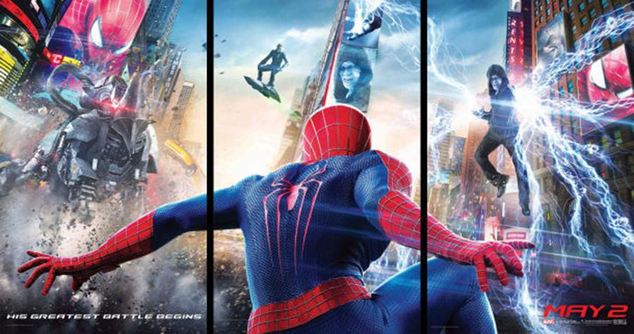 The+Amazing+Spider-Man+2%2C+featuring+Andrew+Garfield%2C+hit+theaters+on+May+2%2C+2014+