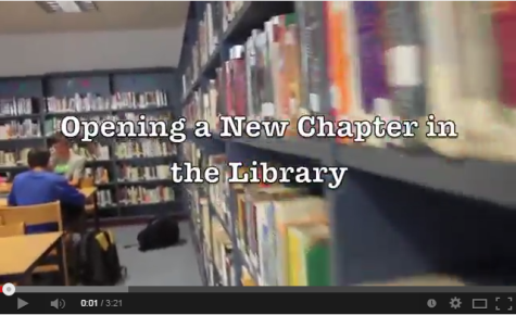 Opening a new chapter in the library