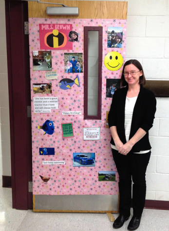 Christina Brown: Teacher of the Month