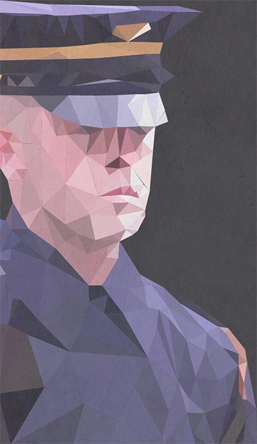 tracingof soldier