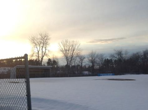 Frozen fields: When will we play?