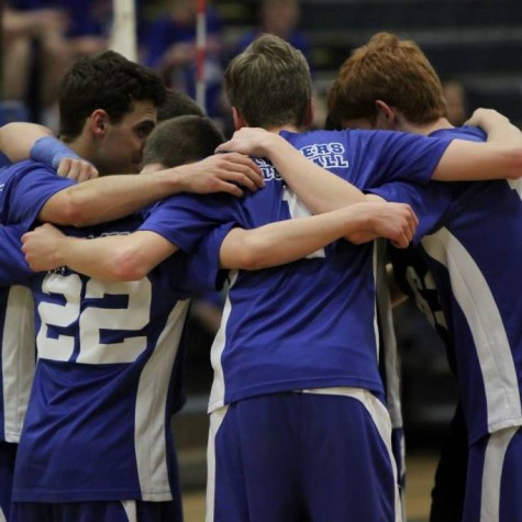 Men's Volleyball: High expectations