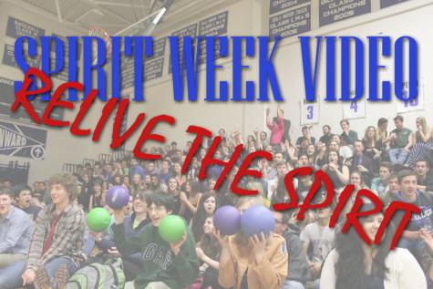 Catch up on Spirit Week