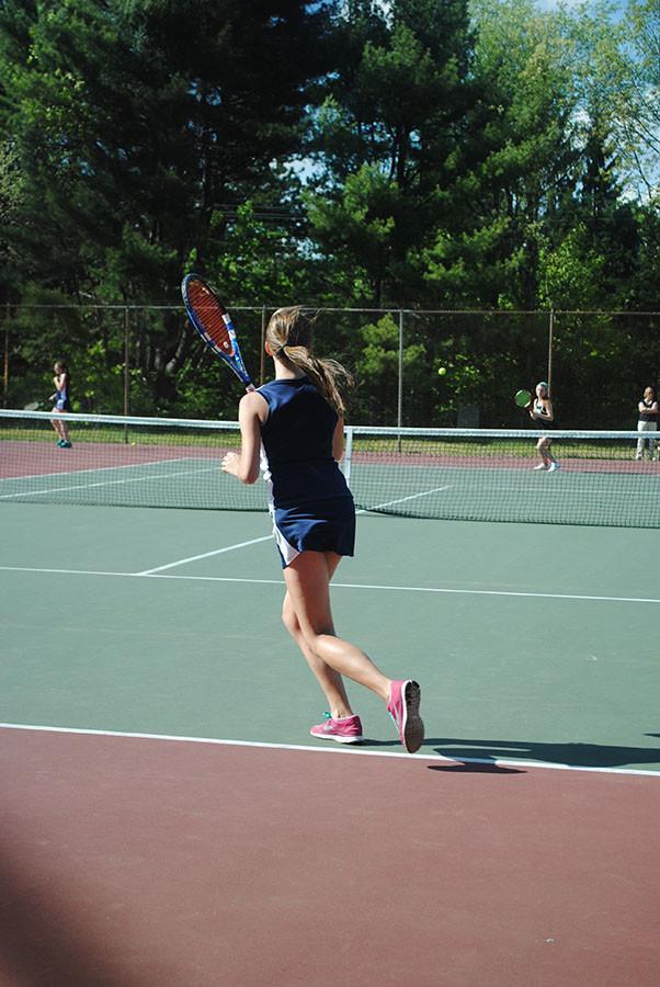 Lizzy Davis in action. Photo Credit: Suzanne Randlett
