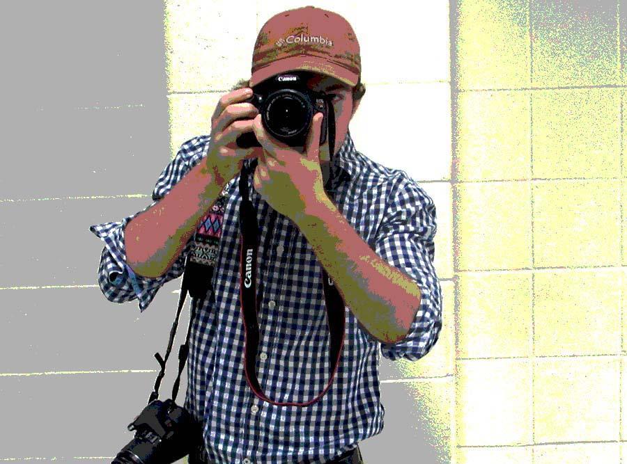 The Creator: Matt Harmon, Photobeast