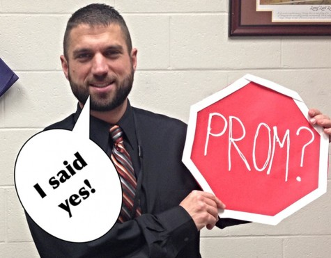 Round one promposals: the chaperones