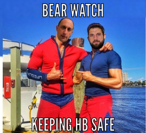 Bear Watch at HBHS
