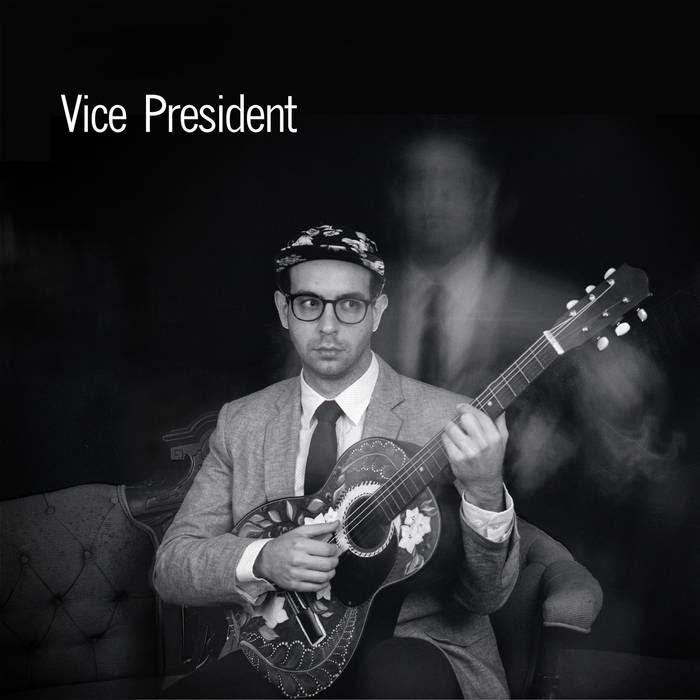 The+album+cover+for+Andrew+Johnson%27s+%22Vice+President.%22
