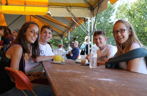 Hollis Old Home Days: Fun for all ages