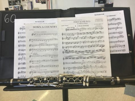 HB participates in the Southern New Hampshire Concert Band Festival