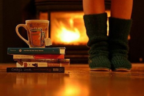 Books to bundle up with