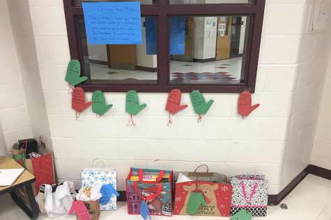 HB gives back — The giving tree