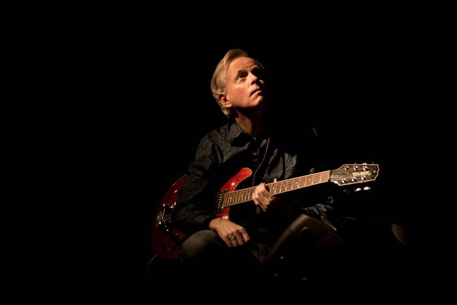 Mark Illingworth, Guitar Night founder.