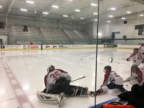 HBDS hockey still looking for first win after game two