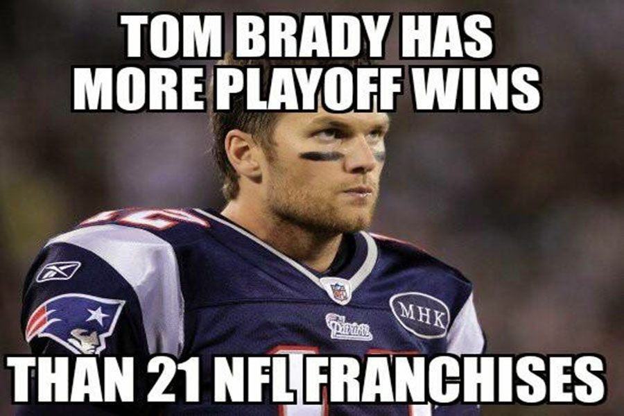 Tom+Brady%27s+Divisional+Round+win+further+etched+the+quarterback%27s+name+in+NFL+history.