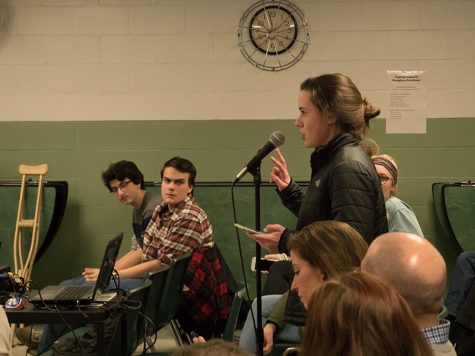 Public Forum: Start Time Committee leads a potential change in the HB community
