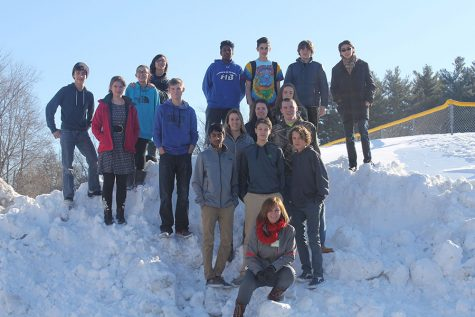 Ski Club wraps up for the season