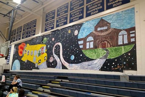 Picking a theme can take time, but the seniors have known their theme since sophomore year.