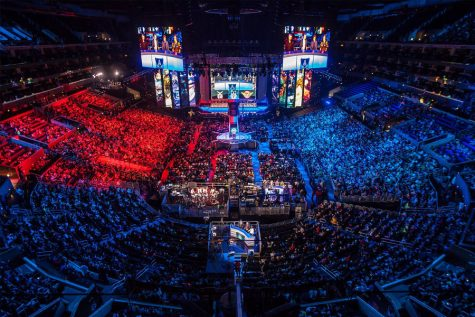 eSports on the rise