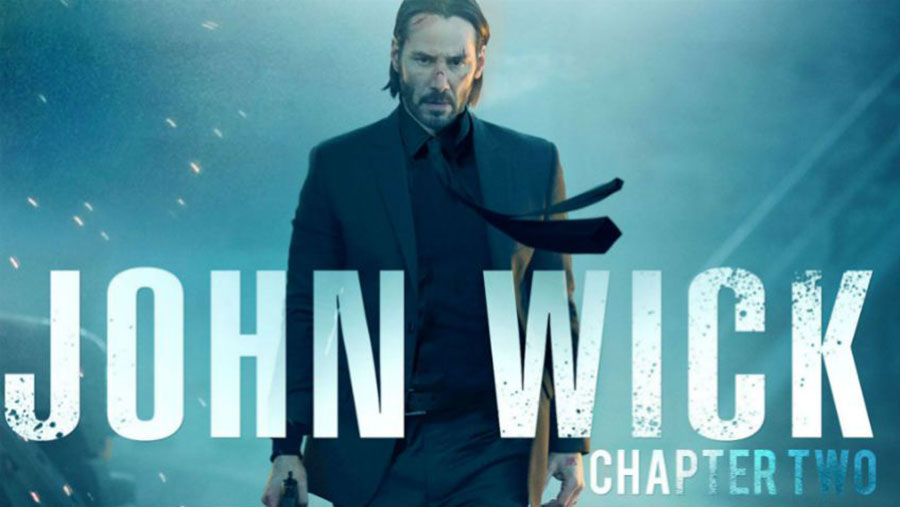 A review of the 2017 released box office move John Wick 2.