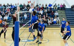 Volleyball team sets themselves up for another title