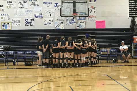 Concord vs. HB: Volleyball Rematch